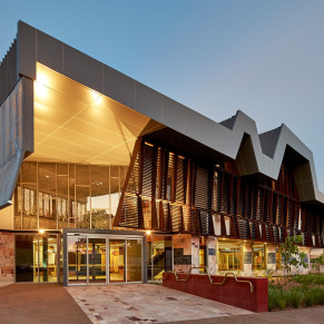 Kununurra Replacement Courthouse